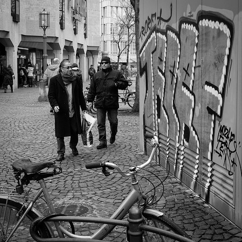 blackwhite bonn streetphotography