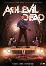 Ash vs Evil Dead - The Complete First Season DVD Free Shipping