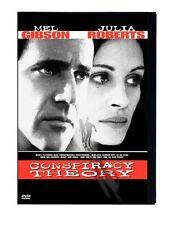 Conspiracy Theory DVD Mel Gibson, Julia Roberts, Stephen Kahan, Terry Alexander