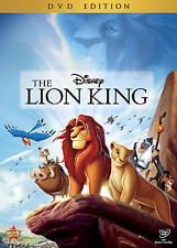 Disney's The Lion King (DVD, 2011)