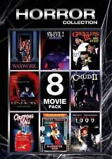Horror Collection: 8 Movie Pack, Vol. 1 (DVD, 2012, 2-Disc Set)
