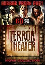 Horror Freak Fest: Terror Theater Movie Collection (DVD, 2015, 15-Disc Set)