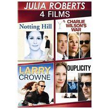 Julia Roberts: 4-Movie Spotlight Series New DVD