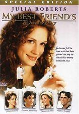 My Best Friends Wedding DVD Julia Roberts, Dermot Mulroney, Cameron Diaz, Ruper