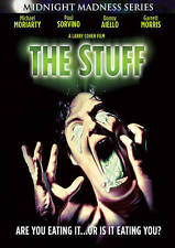 The Stuff (Midnight Madness Series) New DVD! Ships Fast!