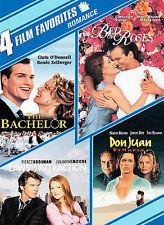4 Film Favorites: Romantic Comedy (DVD, 2007, 2-Disc Set) MarlonBrando NEW