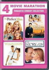4 Movie Marathon: Romantic Comedy Collection DVD