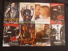 Angelina Jolie, Bruce Willis, Jennifer Lawrence's Japanese Movie Mini Posters