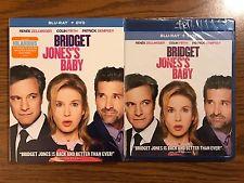 Bridget Jones's Baby (Blu-ray/DVD, 2016, 2-Disc Set) - BRAND NEW & SEALED