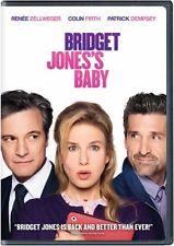 Bridget Jones's Baby DVD NEW Renee Zellwegger, Colin Firth, Patrick Dempsey