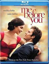 Me Before You (Blu-ray Disc, 2016, Includes Digital Copy UltraViolet)