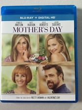 Mothers Day Mother's Day ( BLU Ray 2015 2016) BLU RAY DISC & CASE ONLY ⬇️Read⬇️