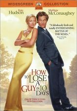 NEW - How to Lose a Guy in 10 Days (Widescreen Edition)