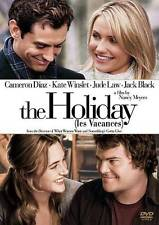 *NEW* The Holiday DVD Jack Black Cameron Diaz Kate Winslet Jude Law CHRISTMAS