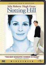 Notting Hill DVD Hugh Grant, Julia Roberts, Richard McCabe, Rhys Ifans, James D