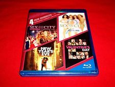 Romantic Comedy Collection: 4 Film Favorites (Blu-ray Disc, 2014) New