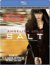 Salt Deluxe Unrated Edition [Blu-Ray] [Blu-ray] 2010 Angelina Jolie