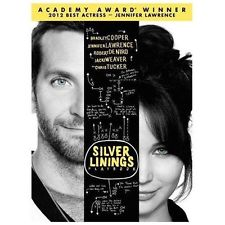 Silver Linings Playbook (DVD, 2013)BRAND NEW, SEALED FREE SHIPPING!!!