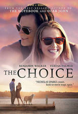 The Choice INSPIRATIONAL LOVE USED VERY GOOD DVD