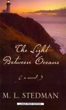 The Light Between Oceans by M.L. Stedman Paperback Book (English)