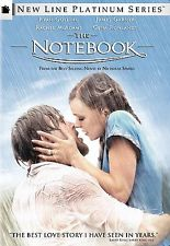 The Notebook (DVD, 2005) NEW