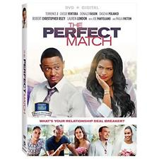 The Perfect Match [DVD + Digital] New