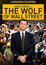 The Wolf of Wall Street [1 disc] [097363600145] New DVD