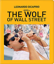 The Wolf Of Wall Street MetalPak (Blu-ray/Dvd/Digital HD Copy)(2013), New DVDs