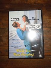 While You Were Sleeping (DVD, NEW Sealed)