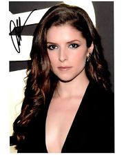 ANNA KENDRICK Authentic Signed Autographed 8X10 Photo w/ COA - E13217