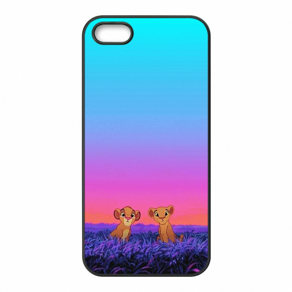 For Xiaomi Mi2 Mi3 Mi4 Mi4i Mi4C Mi5 Redmi 1S 2 2S 2A 3 Note 2 3 Pro Lion King Case Cover