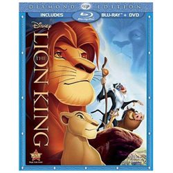 Lion King-Diamond Edition (Blu-ray + DVD)