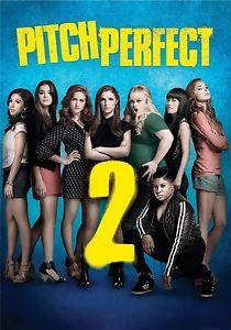 Pitch Perfect 2 (DVD) Anna Kendrick & Rebel Wilson (Format: DVD)