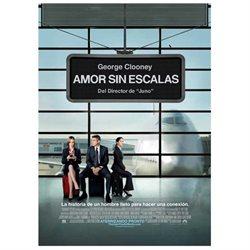 Up in the Air Poster Movie Mexican 27 x 40 In - 69cm x 102cm George Clooney Vera Farmiga Anna Kendrick Jason Bateman Melanie Lynskey Danny McBride