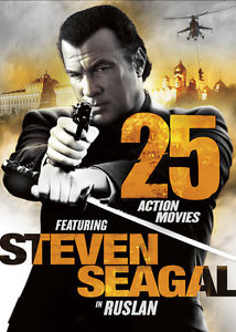 25 Action Movies DVD