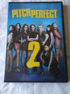 Pitch Perfect 2 (DVD) Anna Kendrick Rebel Wilson