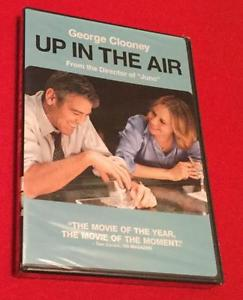 Up in the Air (DVD, 2010) Brand New! George Clooney | Anna Kendrick