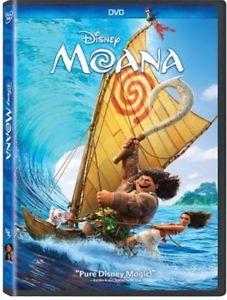 Moana (DVD 2016) NEW*Comedy, Family, Animation*