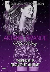 NEW Ariana Grande - My Way (DVD)