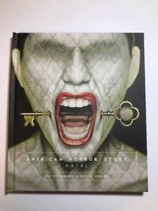 American Horror Story Hotel DVD 2016 Emmy Screener + Pressbook Complete Season