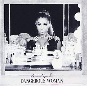 Ariana Grande Dangerous Woman Cd Japan New Free Shipping