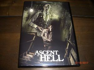 Ascent to Hell (2016, DVD) Horror
