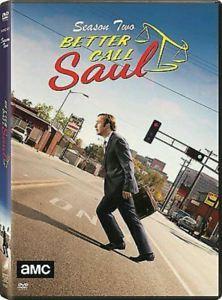 Better Call Saul Season 2 Two (DVD, 2016) Brand New - FREE SHIP