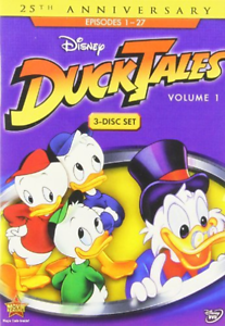 DUCKTALES-Duck