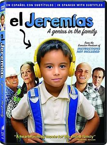 El Jeremias / A Genious In The Family (DVD,2016) NEW* Comedy NOW SHIPPING !
