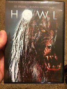 Howl (DVD, 2016) Horror!