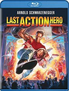 LAST ACTION HERO Sealed New Blu-ray Arnold Schwarzenegger