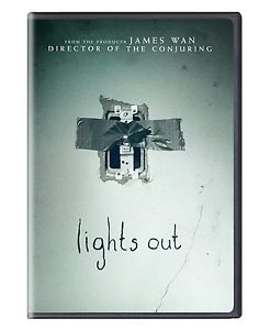 Lights Out (DVD, 2016) NEW