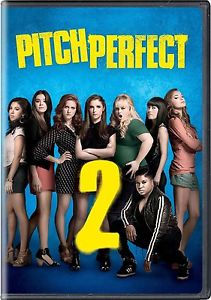 PITCH PERFECT 2 DVD - SINGLE DISC EDITION - NEW & UNOPENED - ANNA KENDRICK