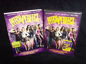 Pitch Perfect (DVD, 2012) Brand New! Factory Sealed!•Anna Kendrick•Britt
